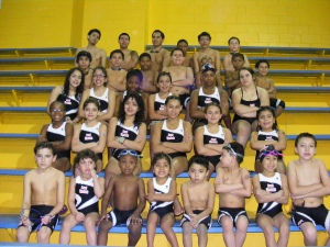 Tigersharks Team Picture