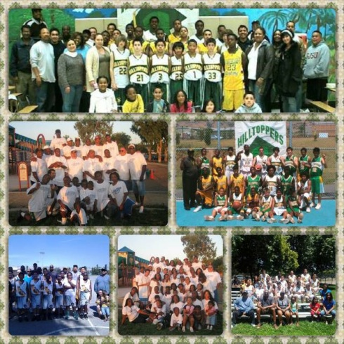 Hilltoppers Academy Basketball Team
